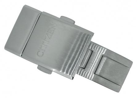 Citizen Promaster Eco Drive Ersatzschließe 18mm Edelstahl silbern AS4020 AS4020-44B