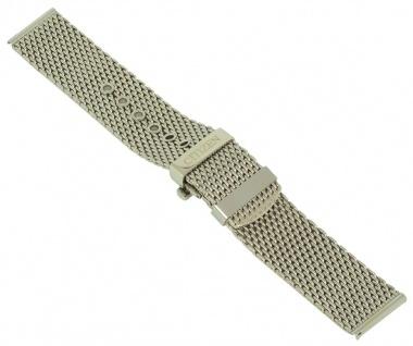 Citizen Uhrenarmband Ersatzband Edelstahl Milanaise für Eco-Drive Herren Uhr AW1360 CA4210 - Vorschau 2