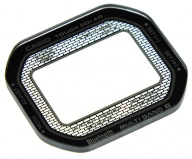 Casio Uhrenglas Mineralglas rund Glas Ersatzglas mit Aufdruck GMW-B5000G