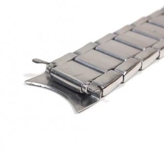 Casio Edifice Uhrenarmband Edelstahl Band 22mm für EF-334D EF-334 - Vorschau 3