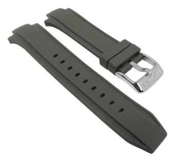 Uhrenarmband Kunststoff Band grau für Festina F16667/2 F16667/alle