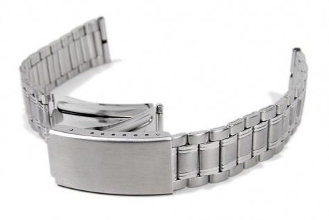 Uhrenarmband Edelstahl Band 18mm - 20mm 18303S