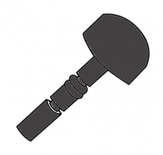 Casio G-Shock Ersatzteil aus Kunststoff Ersatzknopf für > GA-100 > GA-110 - Vorschau