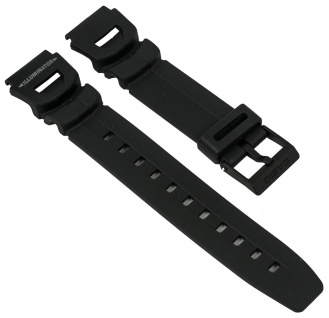 WS-300 Armband Casio Collection Ersatzband Resin Replacement Band