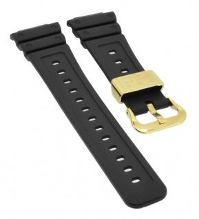 Casio G-Shock Herren Ersatzband Resin DW-5035D-1BER DW-5035D DW-5735D