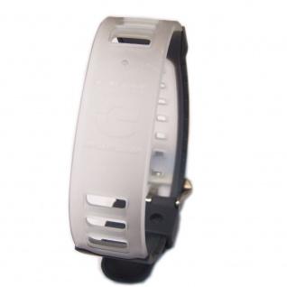 Casio Uhrenarmband Resin Band durchsichtig-grau passend zu DW-003S DW-9000S 71605163