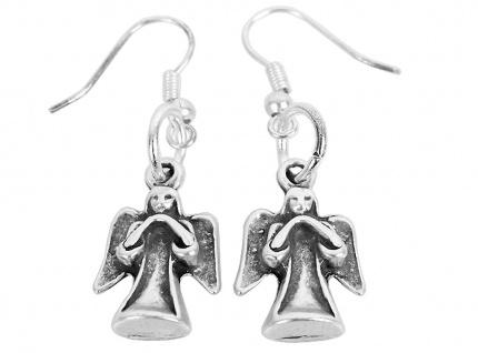 Minott Damen Ohrringe Metall Engel-Anhänger MT-03570