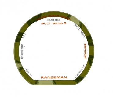 Casio Uhrglas Mineralglas rund G-Shock GW-9400CMJ-3CR