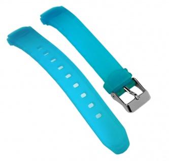 Timex Ersatzband Uhrenarmband Resin-Band dunkelblau für TW5K96900