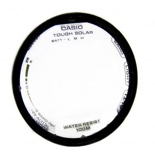 Casio Ersatzglas Uhrenglas Mineralglas Rund für PRG-100 PRG-100T 94800881