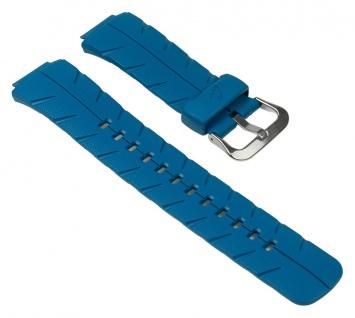 Casio Uhrenarmband Resin Band Blau für G-350C 10188536