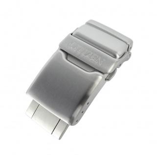Citizen Promaster Eco Drive Sicherheitsschließe Titan Faltschließe Schließe AS4030-59E