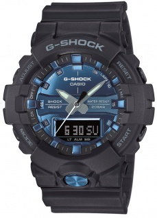 Casio G-Shock Digitale Herrenuhr Super-Illuminator GA-810MMB-1A2ER