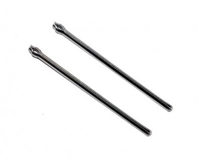 Minott Stifte Open End Pins Ø 0, 8 - 1, 0mm für Metalarmbänder 24483