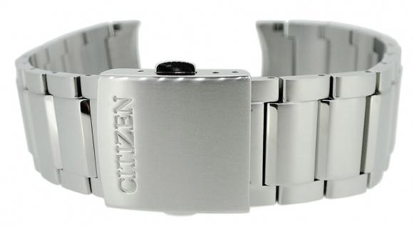 Citizen Eco Drive Ersatzband Titan Band Faltschließe BJ6520-82E BJ6520-82L BJ6520