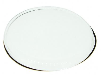 Junghans Flieger Chronograph Ersatzglas gewölbt Plexi rund 027/3850
