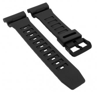 Casio Ersatzband Collection Resin schwarz HDC-700