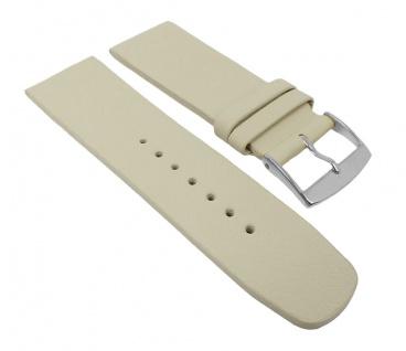 Graf Manufaktur Spree Damen Uhrenarmband Leder Band Beige 27102S