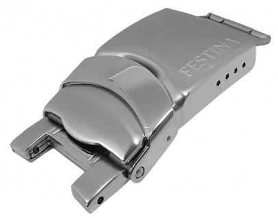 Festina Multifunktion Sicherheitsfaltschließe Edelstahl F16242 F16283