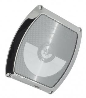 Junghans Vista Automatic Faltschließe 20mm Edelstahl silbern 027//4408  041//4455