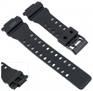 GD-100MS-1 Armband Casio Collection Ersatzband Resin Replacement Band