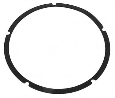 Junghans Meister Ersatzdichtung Boden schwarz rund mit Ausschnitten 027/4121