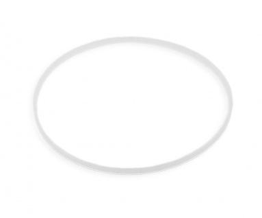 Junghans Pilot Automatic Glasersatzdichtung weiß Kunststoff 027/4520