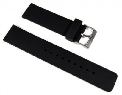 Minott Ersatzband Kunststoff Band 22mm schwarz