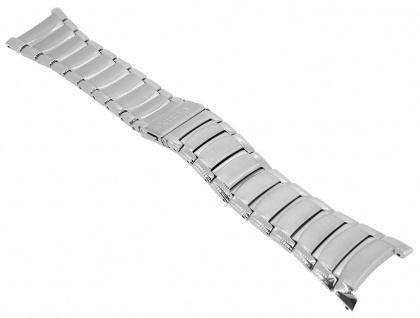 Citizen Uhrenarmband Edelstahl Band massiv silbern für BM7041-56W