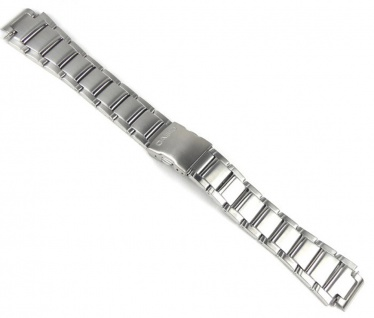 Casio Uhrenarmband Edelstahl Silberfarben EFA-120D EFA-120