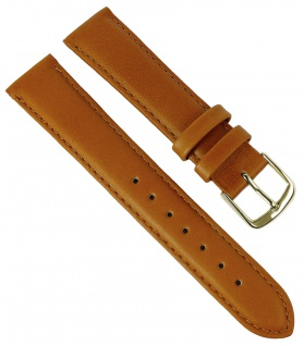 Uhrenarmband Ersatzband Leder Band Braun 26555G