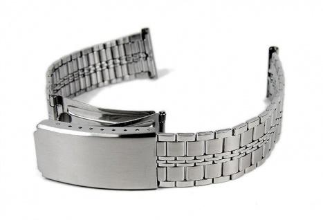 Minott Uhrenarmband Edelstahl Band 18mm 20mm 18329S