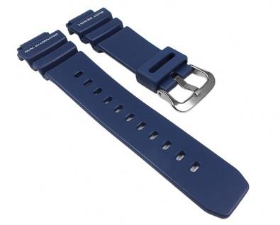 Casio Uhrenarmband Resin Band Blau für G-9100-2 G-9100