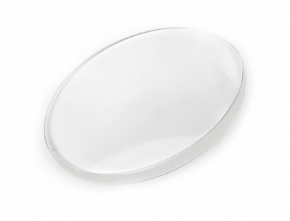 Casio Ersatzglas Uhrglas Mineralglas Rund für EF-126 10260586