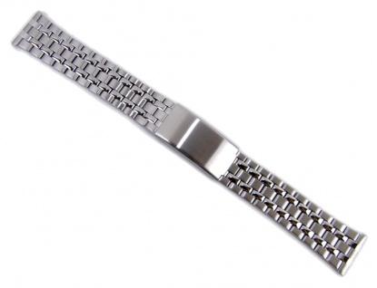 Minott Uhrenarmband Edelstahl Band 20mm 21158S