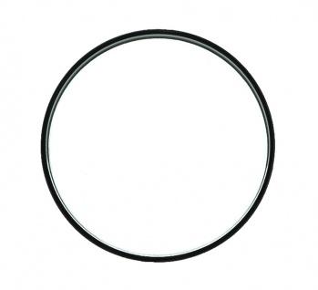 Casio Pro Trek Mineralglas rund flach schwarzer Rand PRW-70Y-1 PRW-70