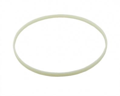 Casio O-Ring Weiß Glasdichtung für EF-127D