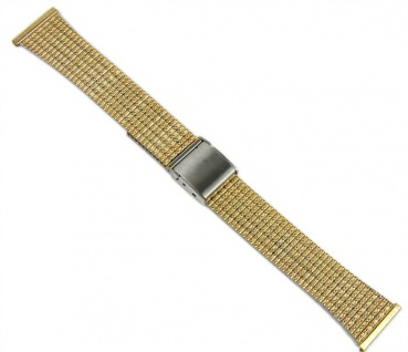 Minott Uhrenarmband Edelstahl Band Bicolor 20mm 823010000220