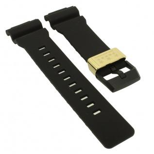 Casio G- Shock Ersatzband schwarz Resin Band Breitdornschließe GA-835A-1A GA-835A - Vorschau 1