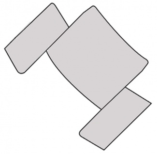 Junghans Mega Solar 1x Ersatzglied schwarz Keramik 011/1210 011/1211 011/1300