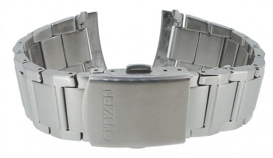 Citizen Eco Drive Ersatzband 22mm Edelstahl AW1041 AW1040-56E AW1041-53B