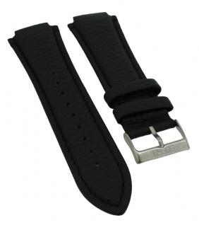 Esprit Chronograph Ersatzband 16mm Leder genarbt schwarz 000T31 ES000T31