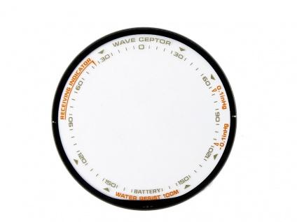 Casio Ersatzglas Uhrglas Mineralglas rund mit Aufdruck für Pro-Trek PRW-1300-3V