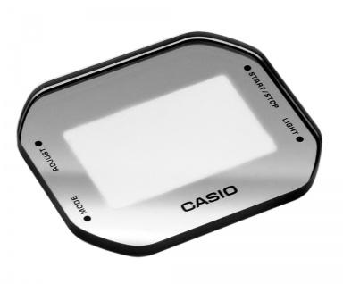 Casio G-Shock Mineral - / Ersatzglas eckig DW-5600BBMA-1 Rand silberfarben