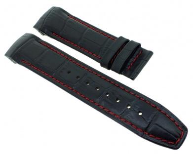 Jaguar Ersatzband rote Naht Leder schwarz J650 J651 J678 J679 J680 J681