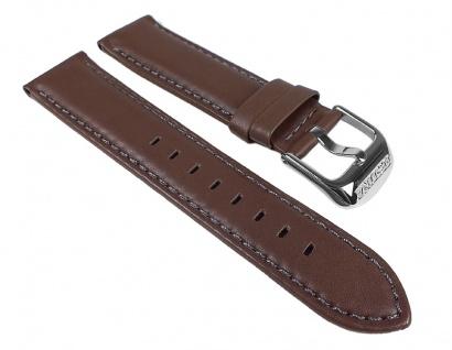 Festina Uhrenarmband Leder Band - Klassisch elegant 22mm für F16579