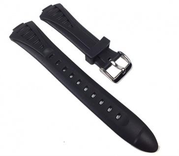Casio Uhrenarmband Resin Band schwarz für MRP-100-1 MRP-100