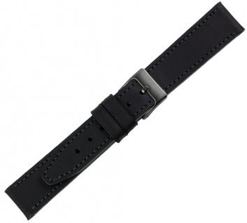Minott Ersatzband schwarz Verlauf Leder versiegelte Kante Made in Europa