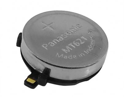 Panasonic Knopfzelle mit Fähnchen Akku / Batterie Kondensator Seiko 3026-24T