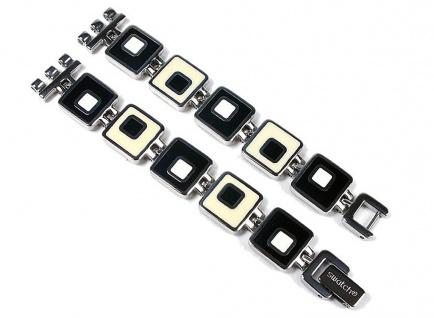 Swatch Chessboard Uhrenarmband Edelstahl Band 12mm für Lady Kollektion LB160G